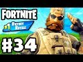 Time Trials with Sledgehammer! Soaring 50s #1 Victory Royale! - Fortnite - Gameplay Part 34