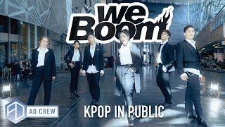 KPOP IN PUBLIC NCT DREAM 엔시티 드림 'BOOM' Dance Cover [AO CREW - AUSTRALIA] ONE SHOT