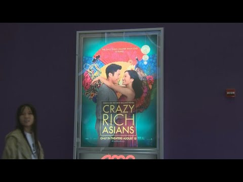 """""""Crazy Rich Asians,"""" already a cultural phenomenon, pushes for change"""