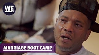 I've Never Seen a Gangster Cry | Marriage Boot Camp: Hip Hop Edition