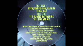 Uschi Classen and Femi B - War (Vocal War Original Fashion)
