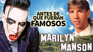 Marilyn Manson   Antes De Que Fueran Famosos   Biografía En Español   We Are Chaos