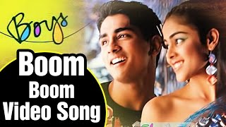 Boom Boom Song Lyrics - Boys Tamil Movie | Siddharth | Adnan Sami | AR Rahman | Shankar
