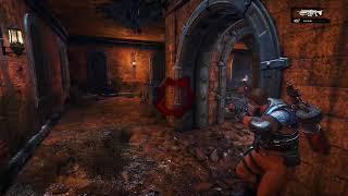 Gears of War 4: Прохождение АКТ 1- 3