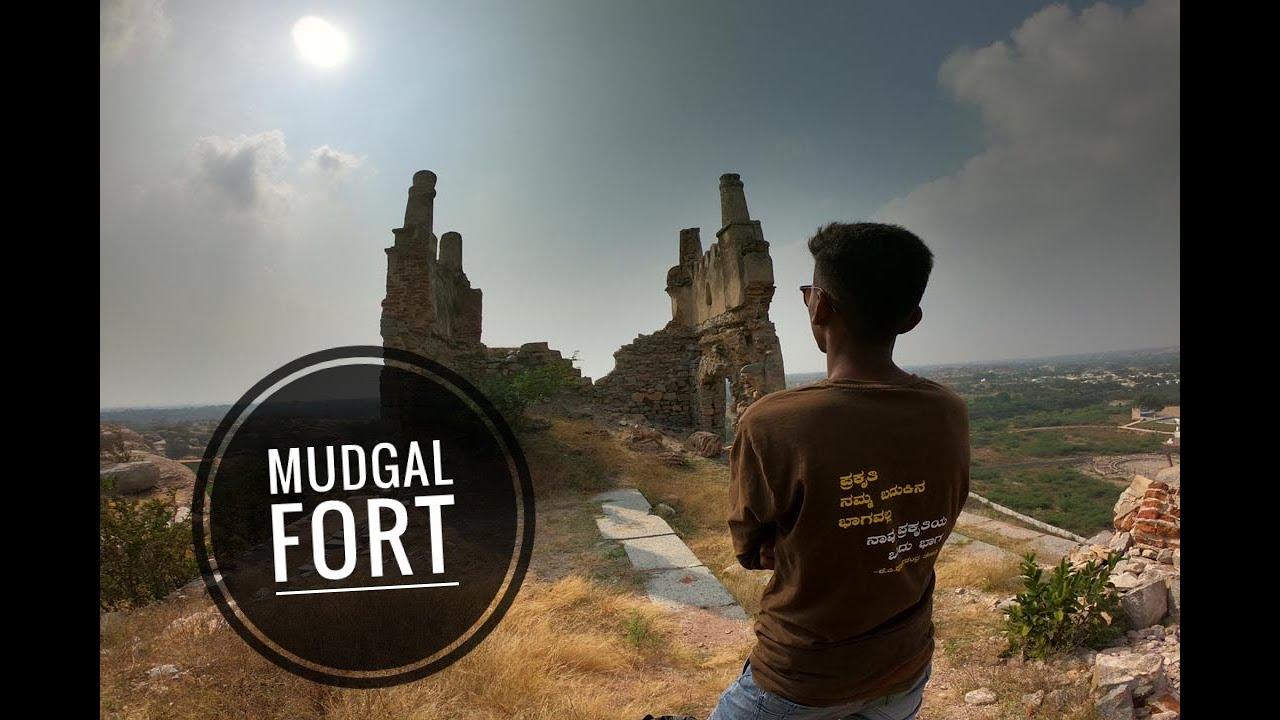 Beautiful Mudgal Fort || Mr Migrant ||