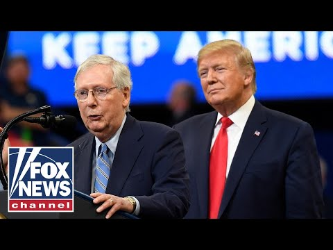 McConnell signals support for Trump impeachment: NYT Report