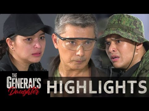 Download Marcial stops the soldiers from capturing Rhian   The General's Daughter (With Eng Subs)