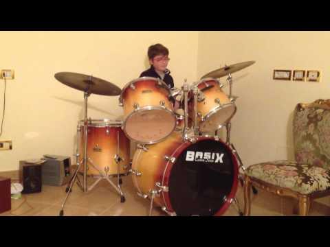 Assolo batteria Alex Misiano