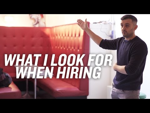 The First Quality I Look for When Hiring