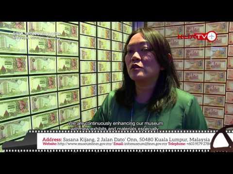Bank Negara Malaysia Museum And Art Gallery - KLIATV Hotspot