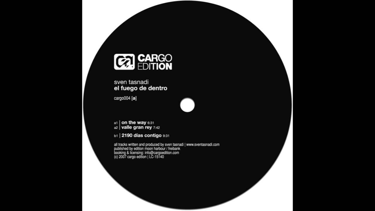 Download Sven Tasnadi - Valle Gran Rey (cargo004)