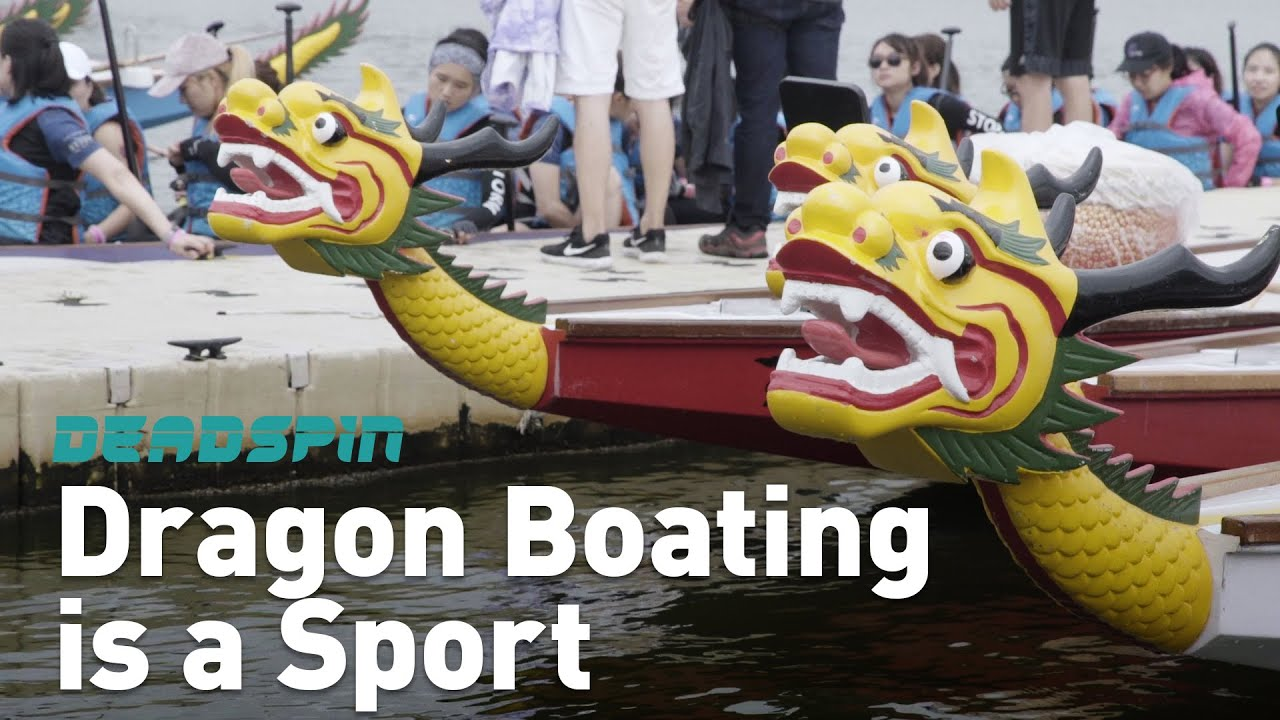 Dragon Boating is a Sport