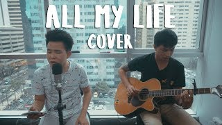 All My Life Lyrics - America (cover) Karl Zarate