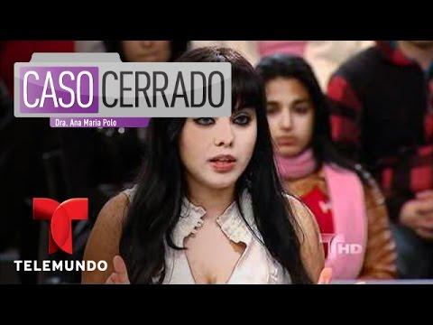 Caso Cerrado Especial 272 Telemundo Youtube