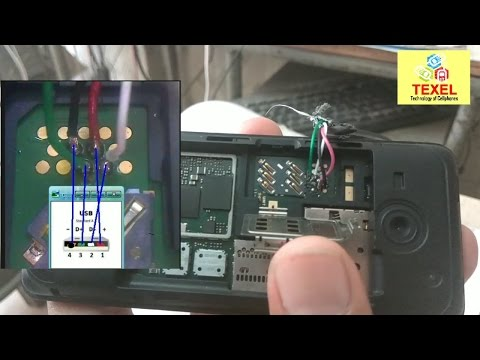 How to Flash NOKIA 206(RM-872) with Modified USB CABLE~Use of ATF(Advance Turbo Flasher)