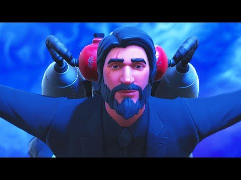 JETPACKING MY WAY TO VICTORY IN FORTNITE...without Any Kills Lol