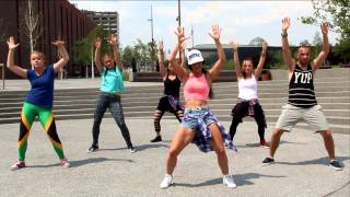 I WANNA DANCE - Dancehall & Twerk Skool /La Clave/ July 2015