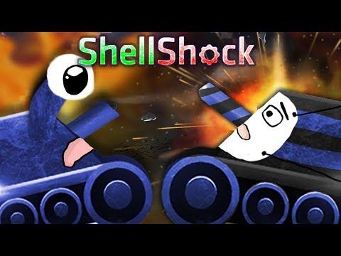 Das wird peinlich「ShellShock Live」