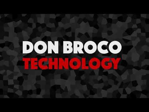 Don Broco- Technology Lyric Video