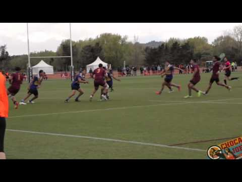 National Secondary Schools Rugby League Final St Pauls vs Otahuhu College