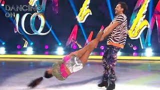 Hello Headbanger! Melody Pulls Out All the Stops in Week 4 | Dancing on Ice 2019