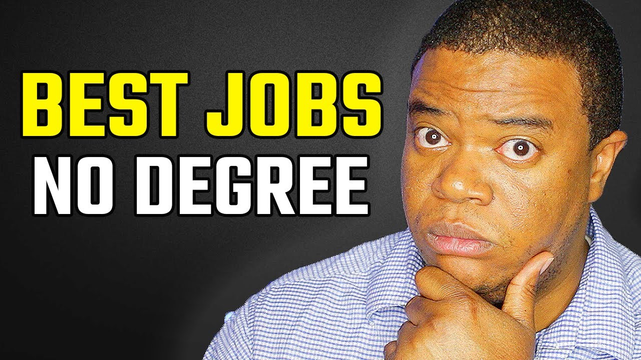 6 Highest Paying Jobs Without A College Degree (2019)