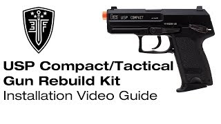 Elite Force H&K USP Compact/Tactical Gun Rebuild Kit
