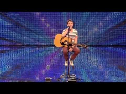 Ryan O'Shaughnessy - Britain's Got Talent 2012 audition - Subtitulos Español