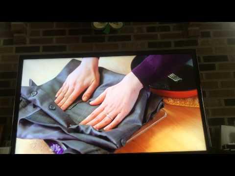 Jos. A. Bank suit commercial SNL