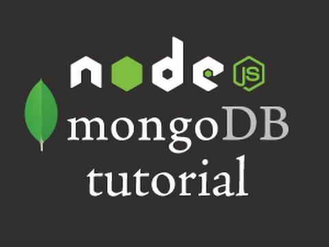 NodeJS MongoDB Tutorial