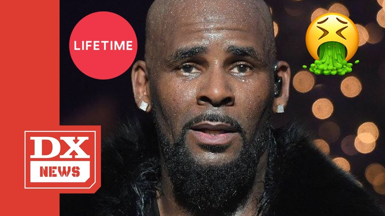 "R  Kelly Is Reportedly Disgusted With Lifetime's ""Surviving R  Kelly""  Documentary But Hasn't Seen It"