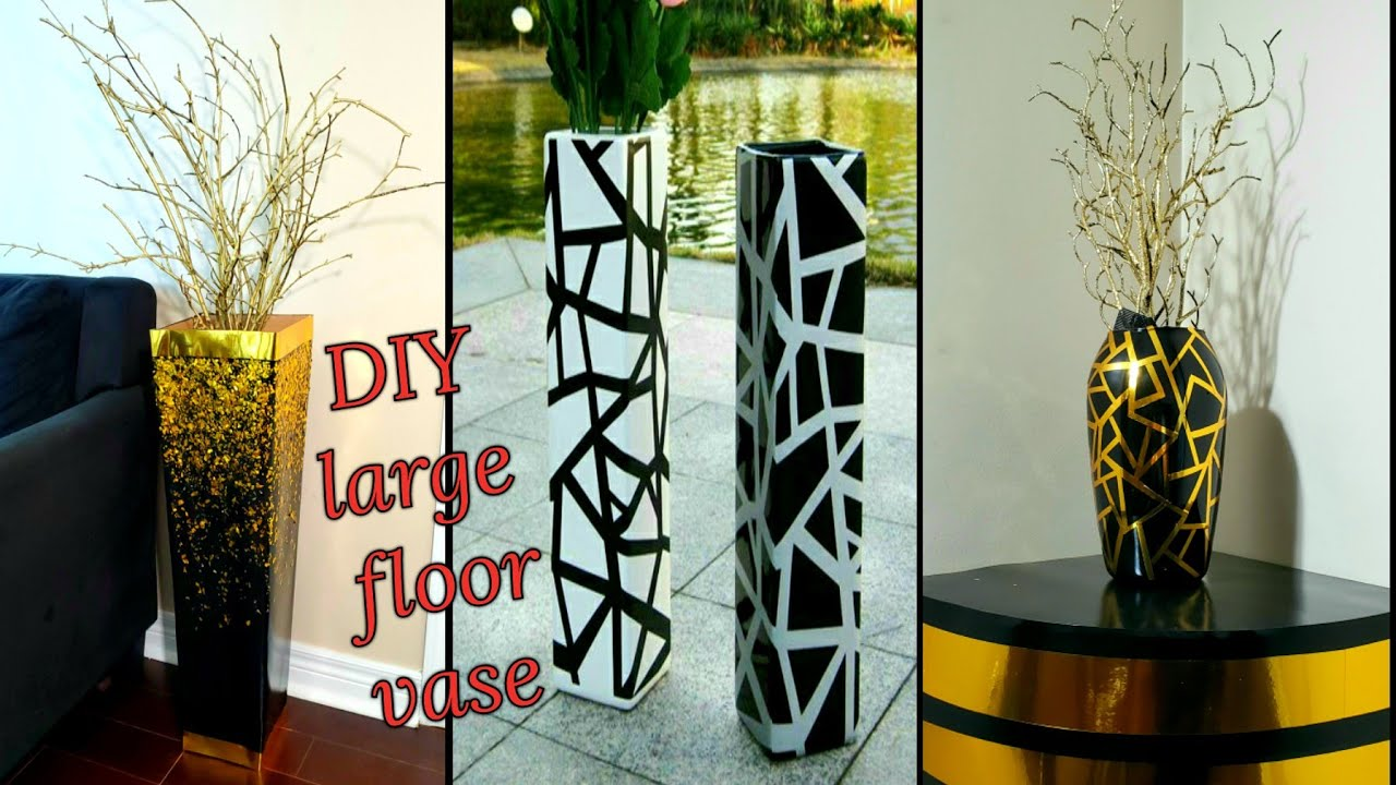 Download DIY Large floor vase ideas   art and craft   Diy craft   diy project   Craft Angel