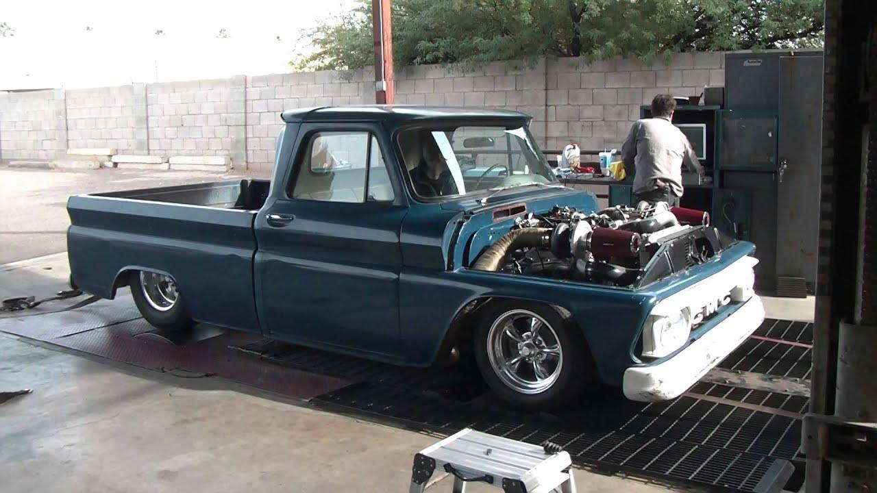 Sleeper Car Wallpaper Twin Turbo 64 Chevy Truck Youtube