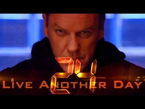24: LIVE ANOTHER DAY - New Trailer for Season 9 | 05-05-14 On FOX [HD+]
