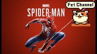 ♯1【PS4PRO】Marvels SpiderMan(マーベル スパイダーマン)実況【アメコミ大好きおじさんが大はしゃぎでプレイ!】
