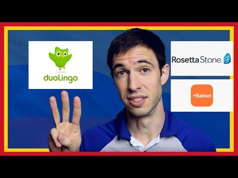 Duolingo Vs Babbel Vs Rosetta Stone | Do Language Learning Apps Help?