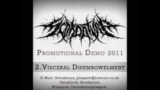 Scordatura - Visceral Disembowelment
