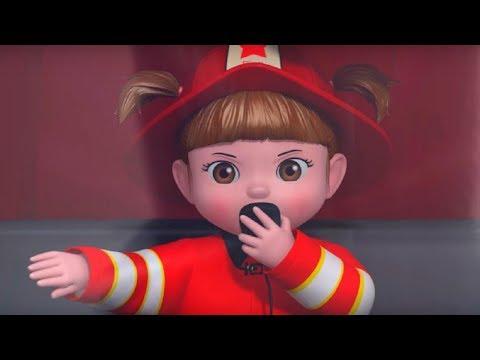Песенка пожарных - Консуни песенка 5 -  The Firefighter Song - Kids Cartoon