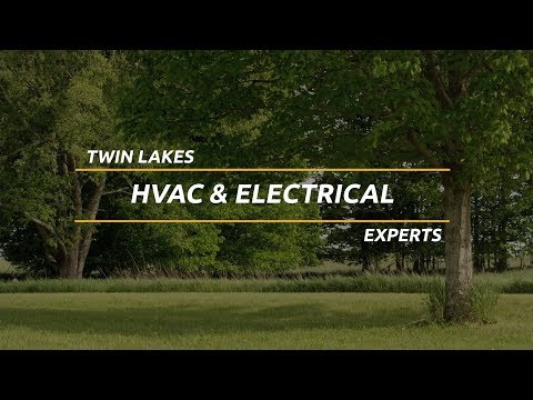 Twin Lakes WI Heating Cooling and Electric