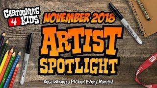 TOP 25 | Artist Spotlight | November 2018