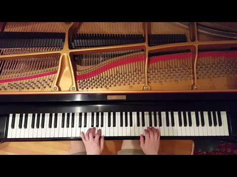 Eminem - Lose Yourself Piano Intro Tutorial + Free Sheet Music