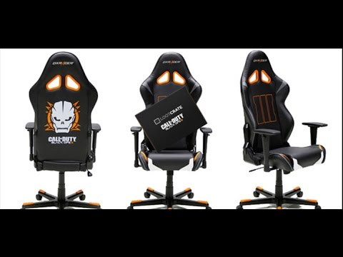 Call of Duty® Black Ops III DXRacer Gaming Chair and Loot Crate Bundle - Giveaway - FQ  sc 1 st  YouTube & Call of Duty®: Black Ops III DXRacer Gaming Chair and Loot Crate ...