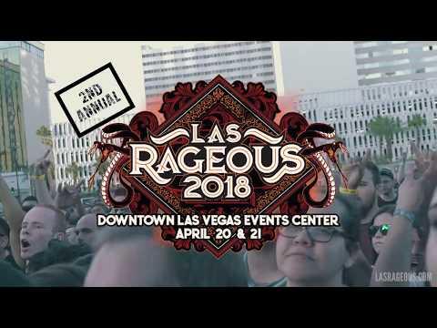 Las Rageous 2018 Lineup Announcement