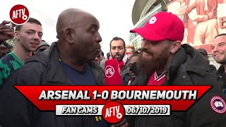 Arsenal 1-0 Bournemouth | Stop Crying Out For Ozil! He Doesn't Meet Emery's Demands! (Turkish)
