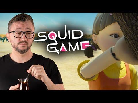 SQUID GAME İncelemesi - EYYY GÜNEY KORE!