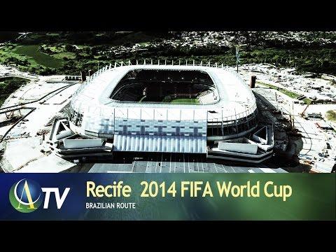 Recife  2014 FIFA World Cup   Brazilian Route