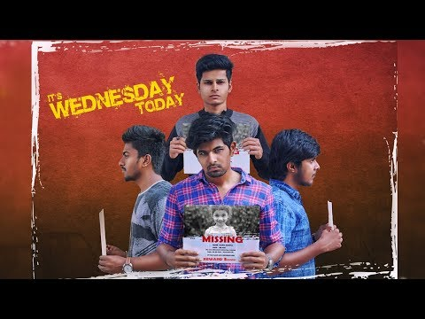 Its Wednesday Today ||Telugu latest shortfilm | azhar uddin, Rehan ali | film By Gouni Sai kumar