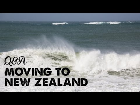 Moving to New Zealand Q&A 4 | A Thousand Words