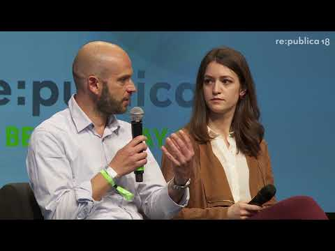 re:publica 2018 – Rechtsruck in Deutschland - Linksabbiegen (un)möglich?