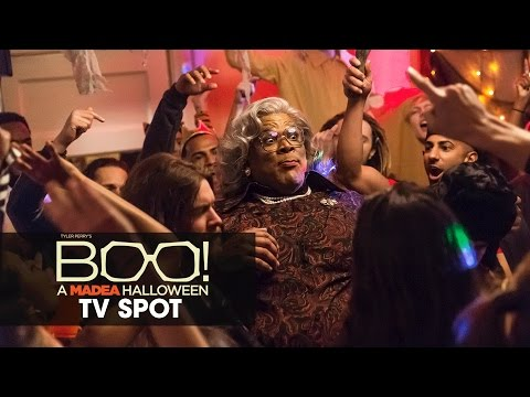 Boo! A Madea Halloween (2016 Movie – Tyler Perry) Official TV Spot – #1 Movie In America